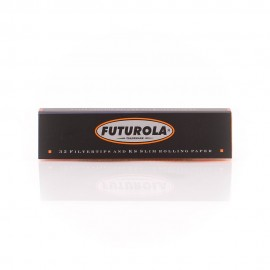 King Size Slim Rolling Papers w/ Filter Tips