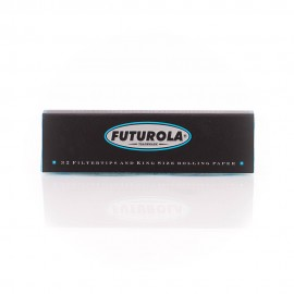 King Size Rolling Papers w/ Filter Tips