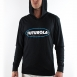 Unisex Hooded Long Sleeve Tee