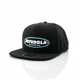 New Era 9Fifty Snapback with Blue & White Logo
