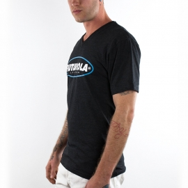 Men's Short Sleeve V-Neck Tee