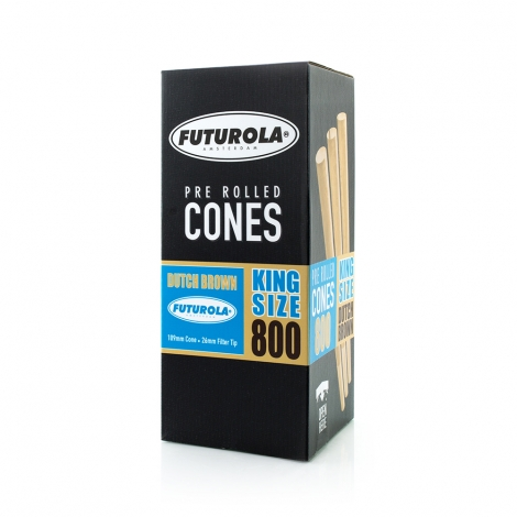 King Size 109/26 Pre-Rolled Cones