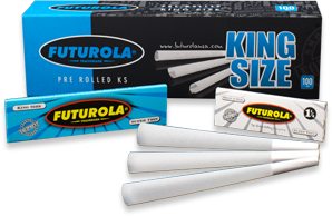 king size pre rolled box
